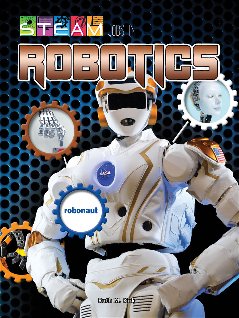 2018 - STEAM Jobs in Robotics (Paperback)
