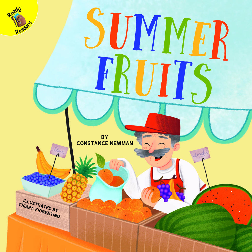 2018 - Summer Fruits (Paperback)