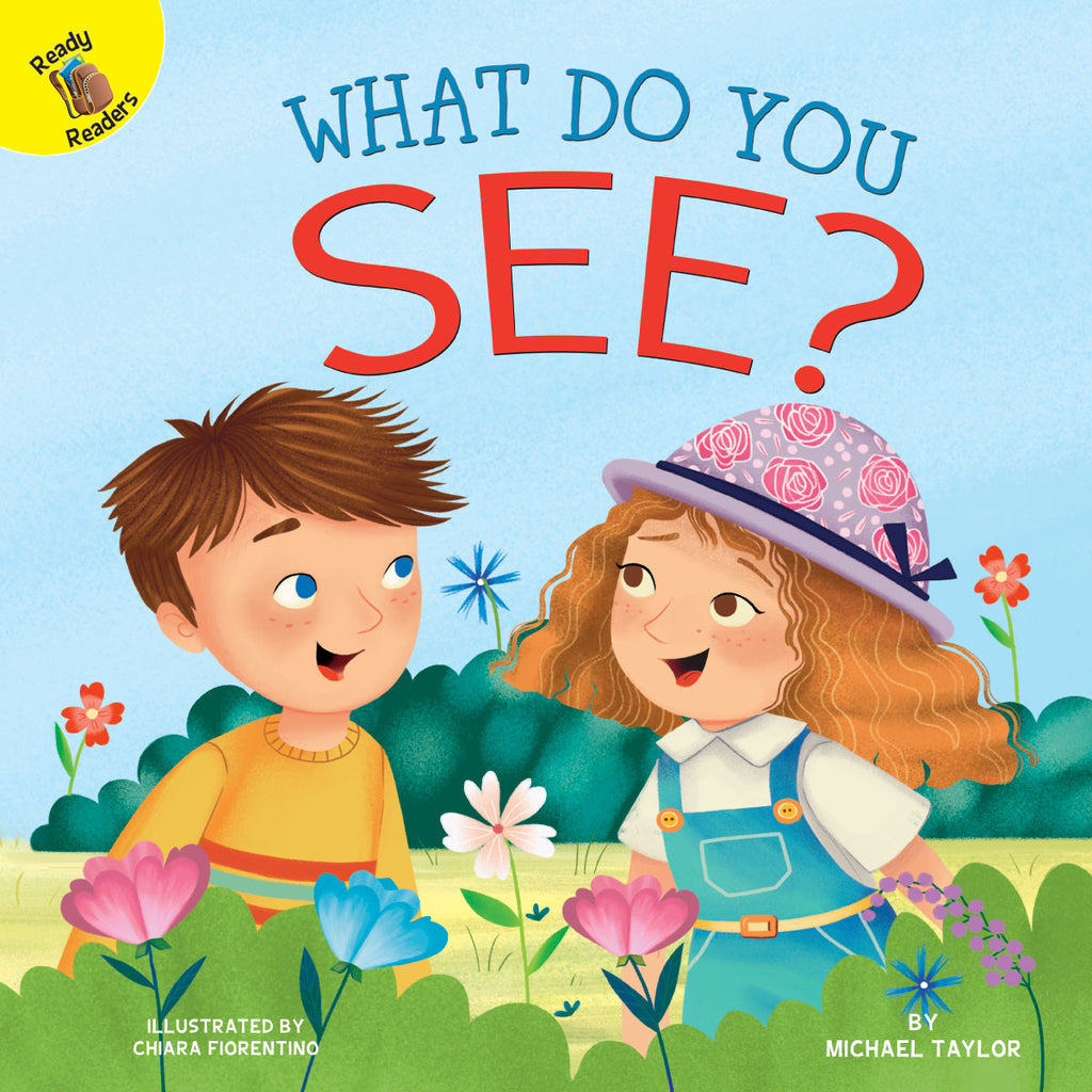 2018 - What Do You See? (Hardback)