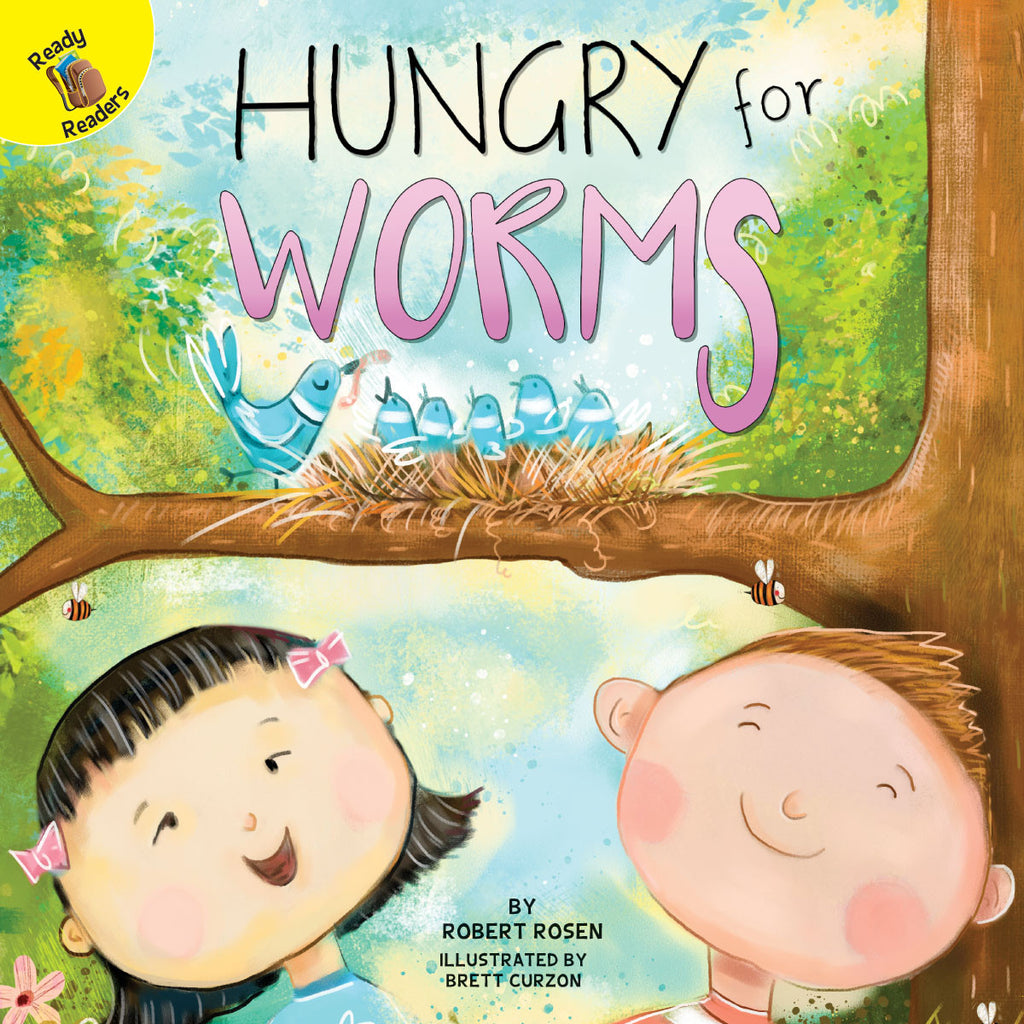 2018 - Hungry For Worms (Paperback)