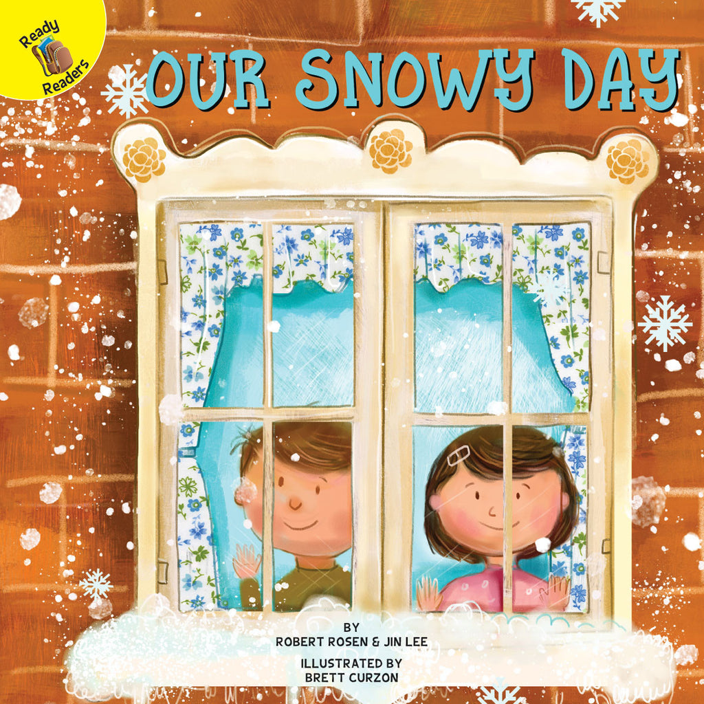 2018 - Our Snowy Day (Hardback)