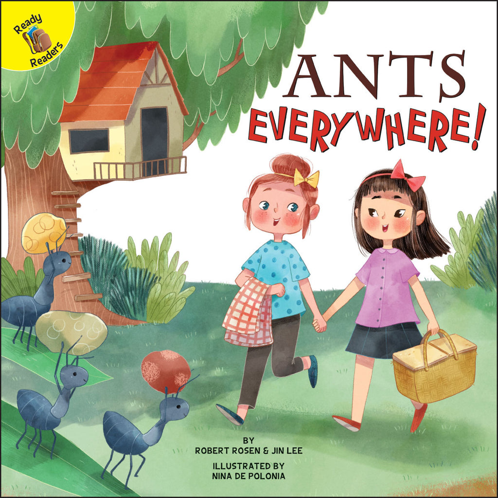 2018 - Ants Everywhere!  (Hardback)