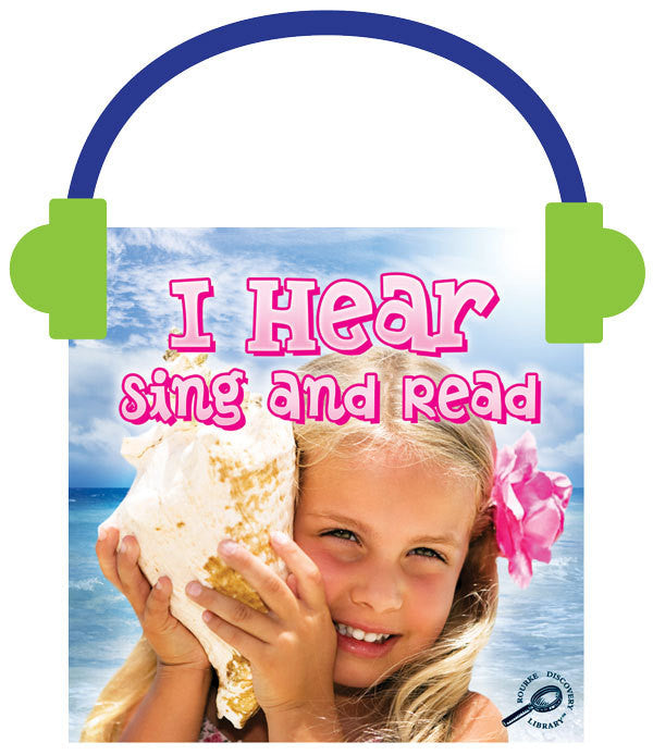2013 - I Hear Sing and Read (Audio File)
