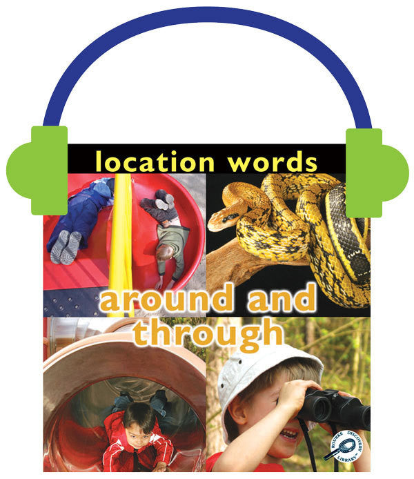 2013 - Location Words: Around and Through (Audio File)