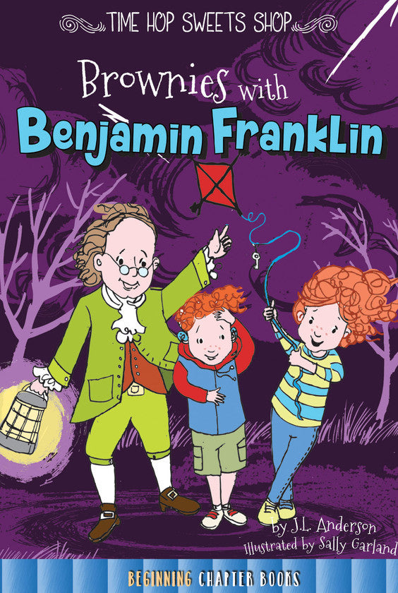 2016 - Brownies with Benjamin Franklin (Paperback)