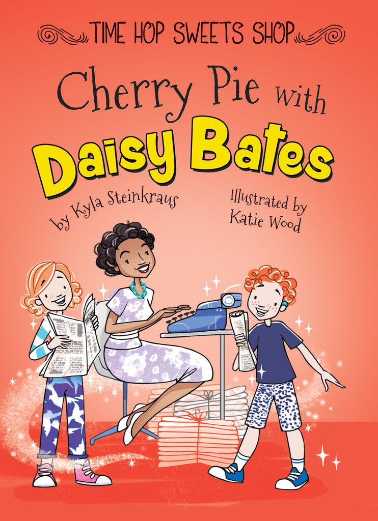 2019 - Cherry Pie with Daisy Bates (Paperback)