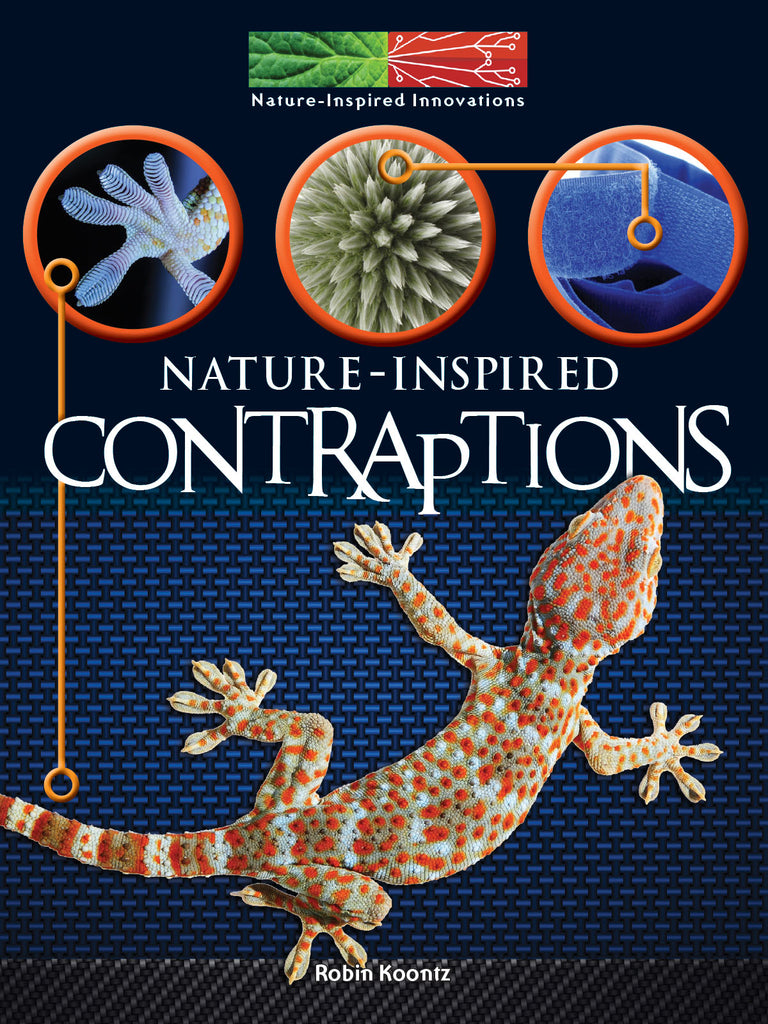2019 - Nature Inspired Contraptions (Hardback)