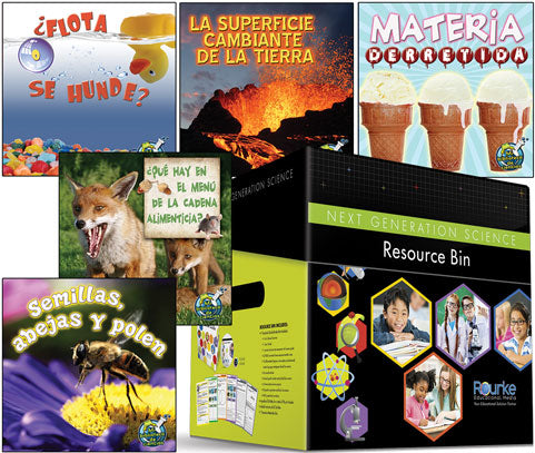 Next Generation Resource Bin - Second Grade Spanish