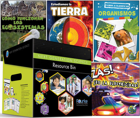 Next Generation Resource Bin - Third Grade Spanish