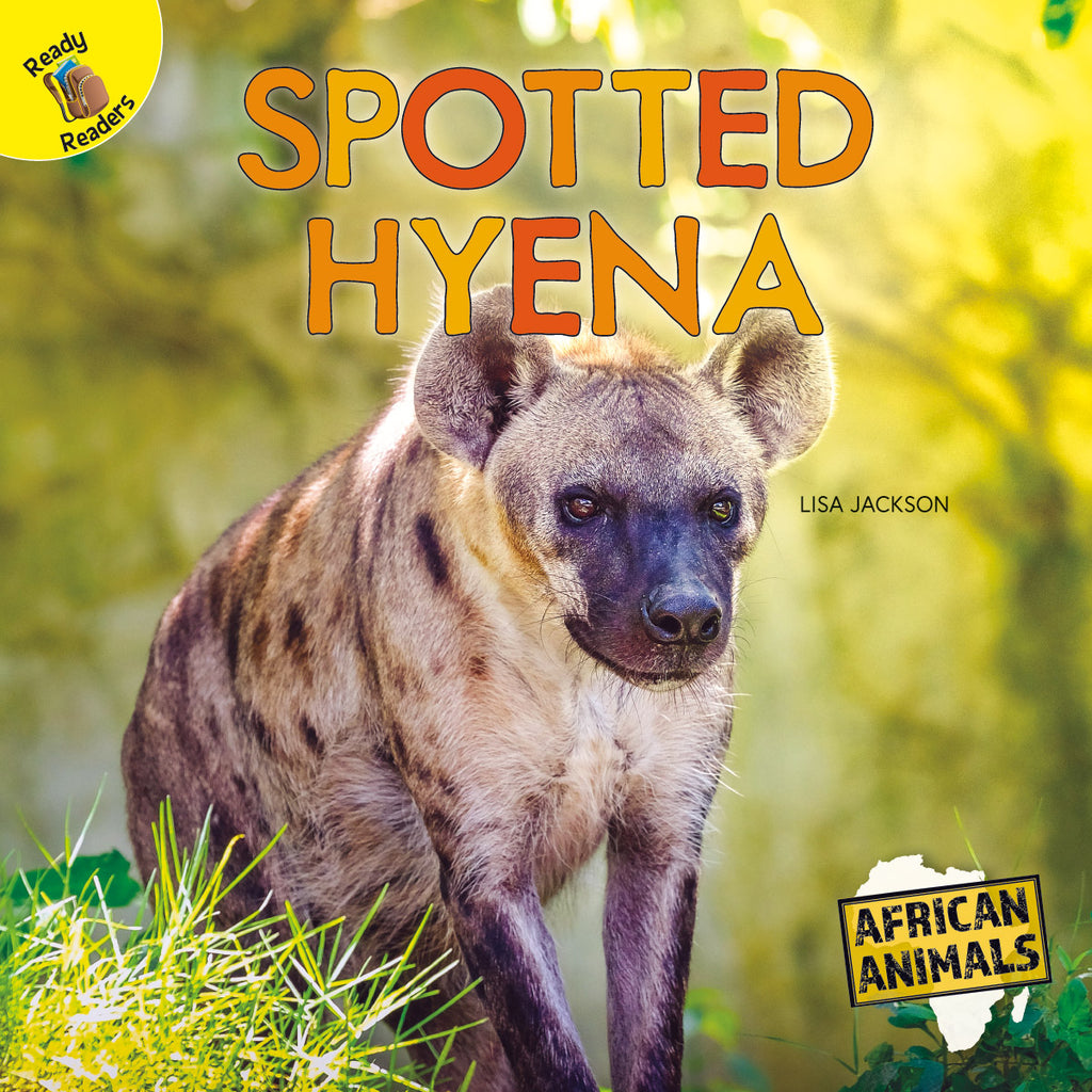 2020 - Spotted Hyena (Paperback)