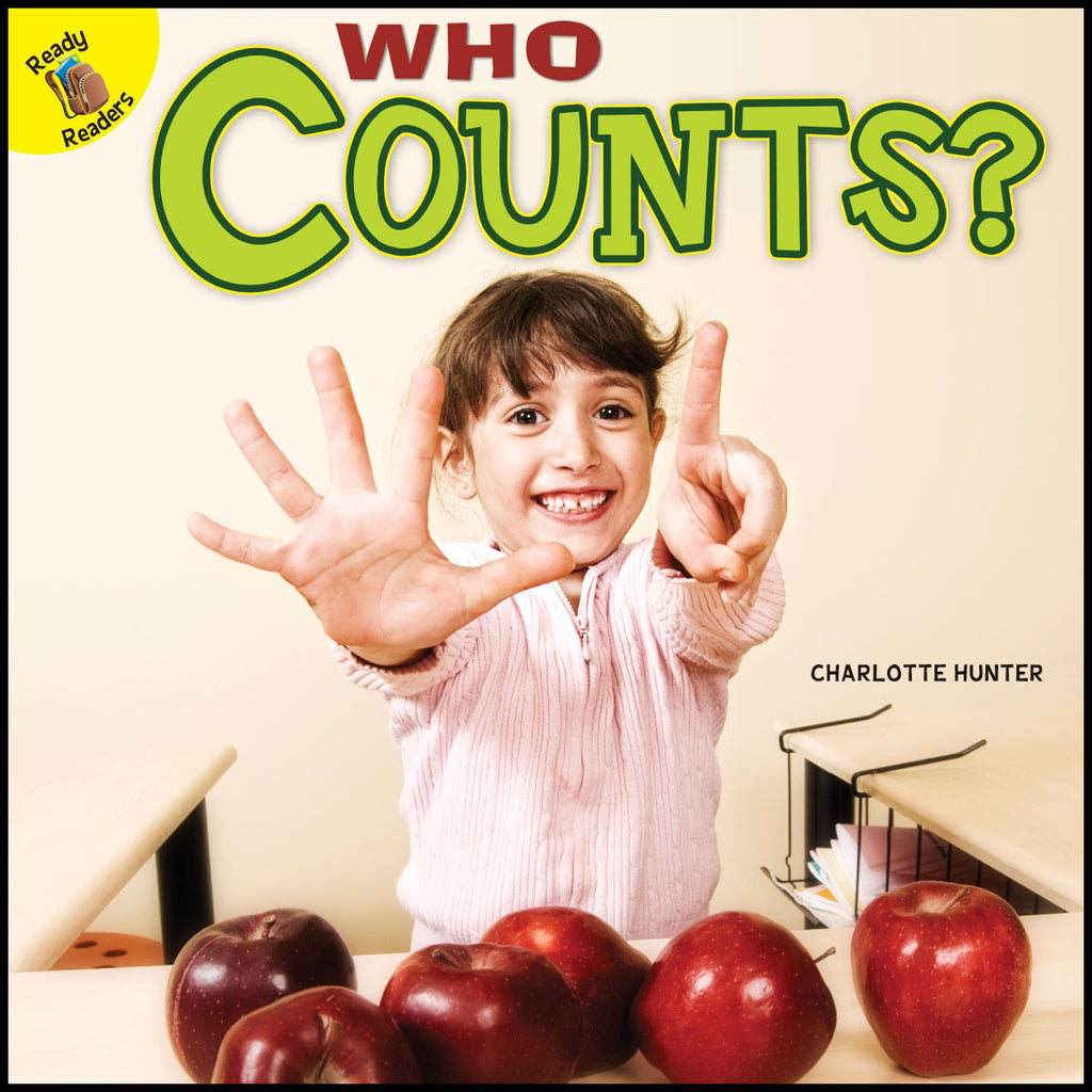 2019 - Who Counts? (Paperback)