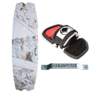 Liquid Force Legacy 136cm Kiteboard With Phase Strap Kit