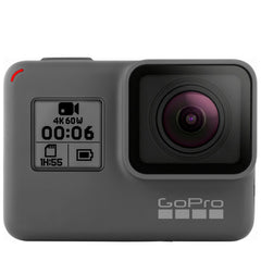 GoPro HERO6 Black Edition Camera with SD Card