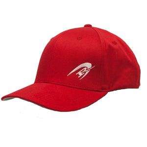 REAL Corp Flexfit Hat-Red/White