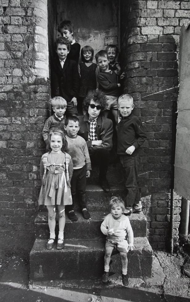 Bob Dylan with Kids