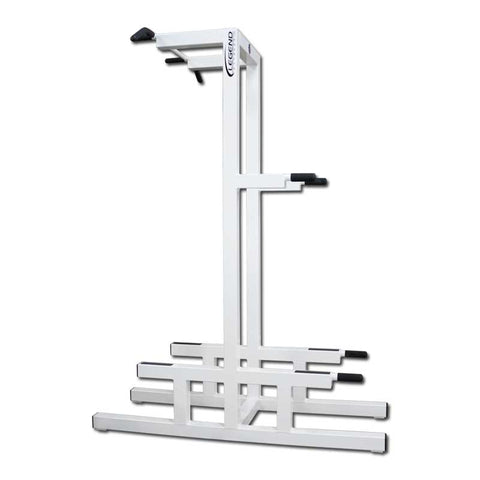 LEGEND FITNESS DIP, CHIN, PULL UP STATION - 3128