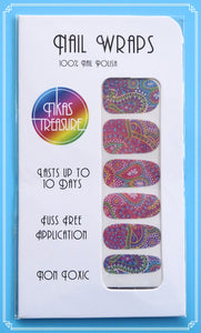 Eastern Dreams - Nail wraps