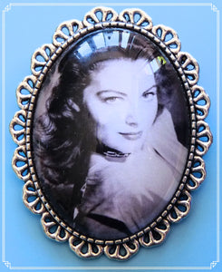 Silver Screen Sirens - Angel brooch