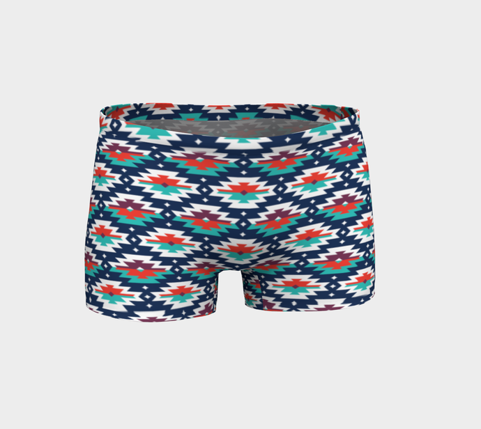 Short de sport court Zag yoga