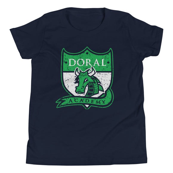 Doral Vintage Youth Short Sleeve T-Shirt