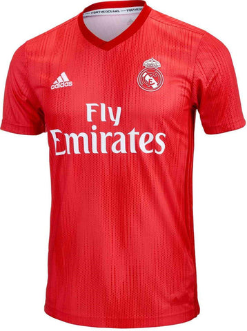 mens Real Madrid 2018-19 third football shirt #ASENSIO 20