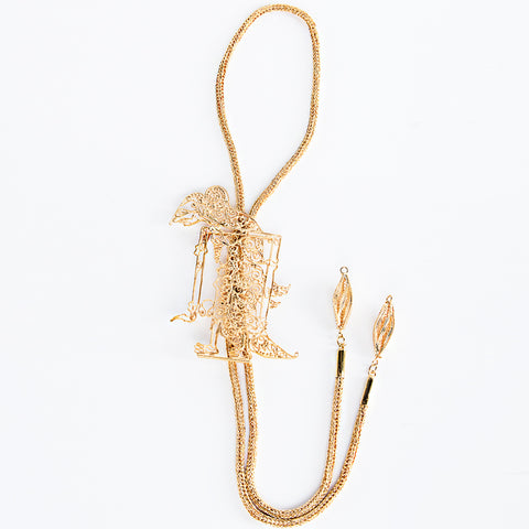 Sita Gold-Plated Necklace