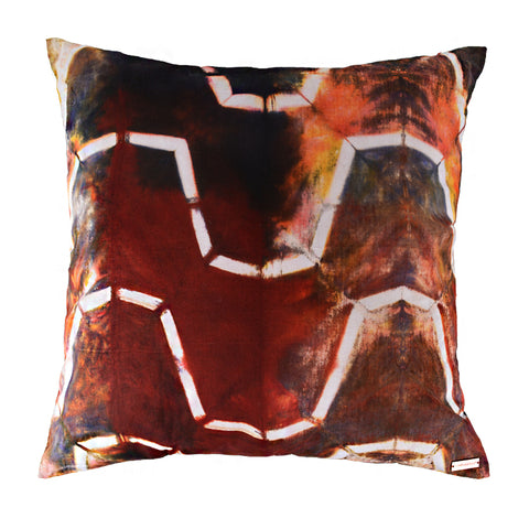 Shibori Cushion Cover - Achernar