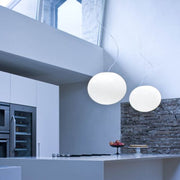 Over S3 & S5 white LED pendant from Prandina