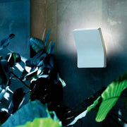 Platone W1 and W3 white LED wall light from Prandina