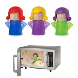 Angry Mama Natural Microwave Cleaner