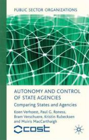 Autonomy and Control of State Agencies: Comparing States and Agencies