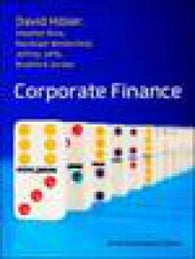 Corporate Finance European Edition
