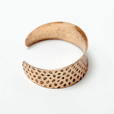 Earth Bangle-Bracelet-Freya Branwyn