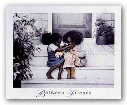 Between Friends by Gail Goodwin