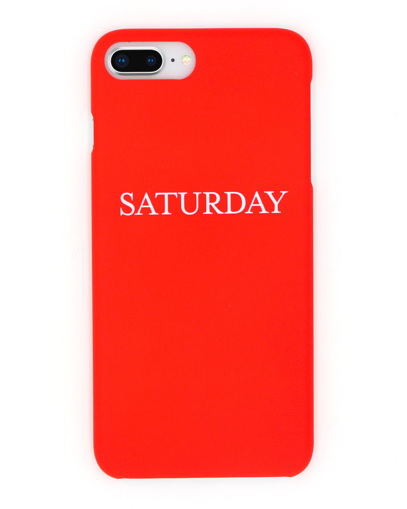 Saturday iPhone Case - Coverlab