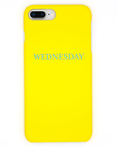 Wednesday iPhone Case - Coverlab