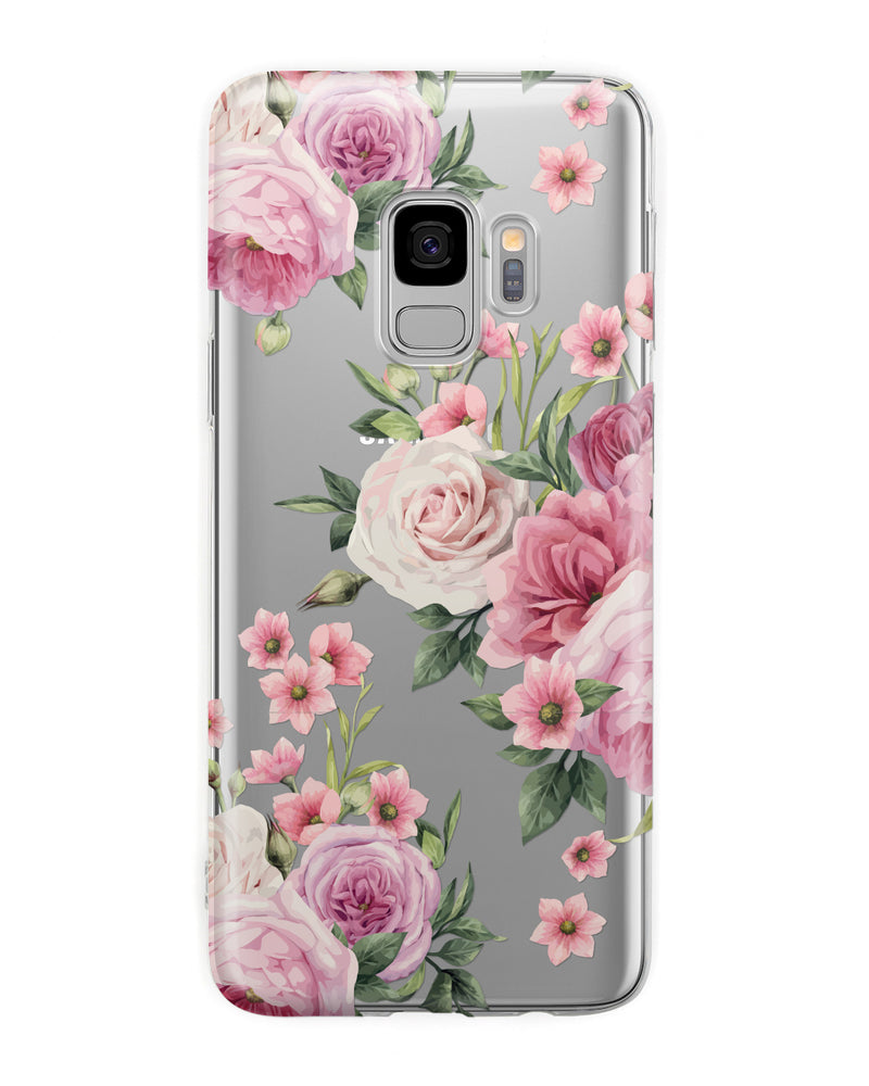 Vintage Flowers Samsung Case - Coverlab