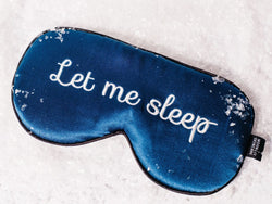 Moonlit Skincare - 'Let Me Sleep' Sleeping Eye Mask