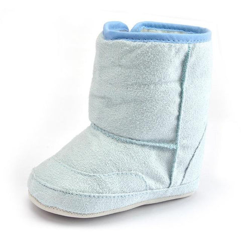 Warm Soft Sole Pre-Walker Snow Boots-Lilypond Kids