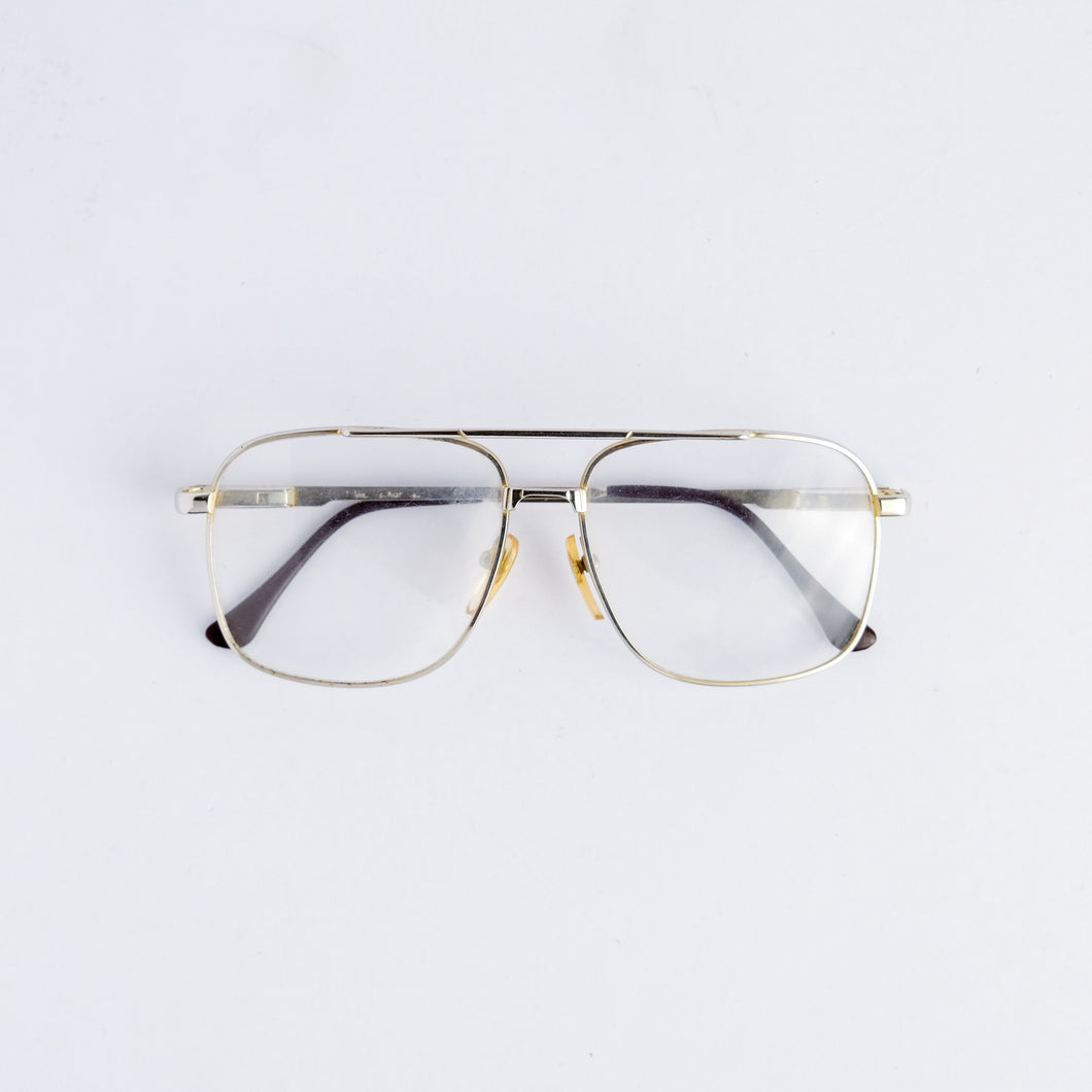 Big Silver Square Frames