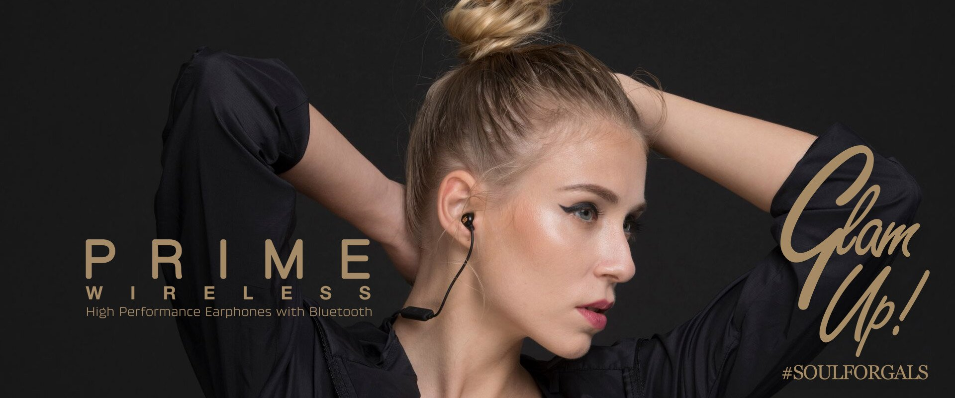 Soul Electronics Prime Wireless earphones