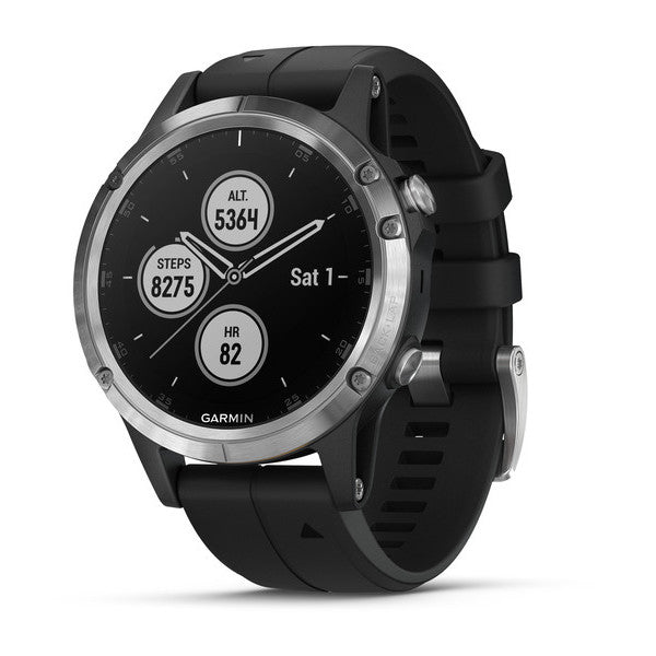 GARMIN FENIX 5 PLUS (MULTISPORT + TRIATHLON)