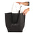 LIGHTNING - WASHABLE KRAFT PAPER OVERSIZE TOTE BAG WITH CONTOURED BOTTOM CORNERS - WB20916