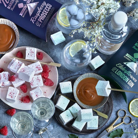 Gin lovers dipping kit
