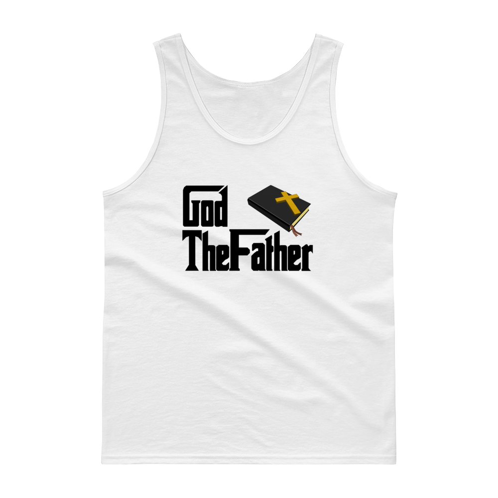 "Tank top: ""God TheFather"""