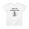 "Youth Short Sleeve T-Shirt ""Join the Blessed Side"""