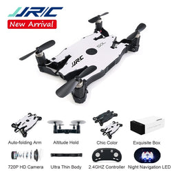 JJRC H49 SOL Ultrathin Wifi FPV Selfie Drone with 720P HD Camera