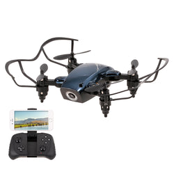 S9M 2.4G 720P Voiced Control Mini Drone with 720P HD Camera and WIFI