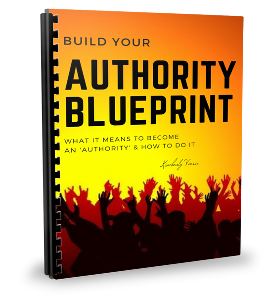 Build Your Authority Blueprint - Shop People Of The Mind