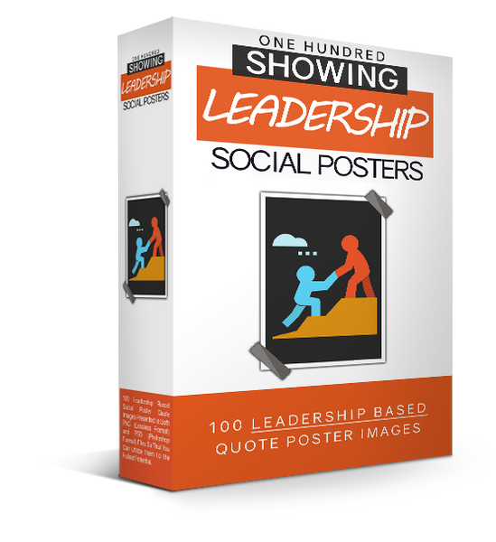 100 Leadership Social Images - Shop People Of The Mind